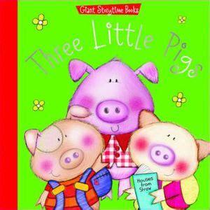 Three little pigs book summary